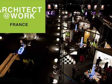 Architect@Work Paris, stand 125